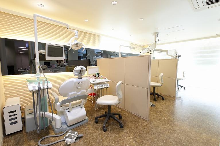 歯の移動・定期通院